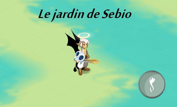 Le jardin de Sebio