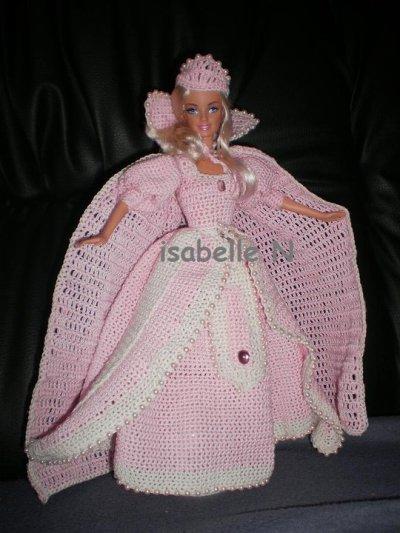 une robe barbie