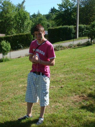 Facebook : Benoit scherr