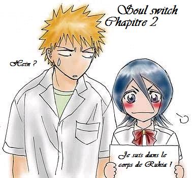 Soul switch - Chapitre 2