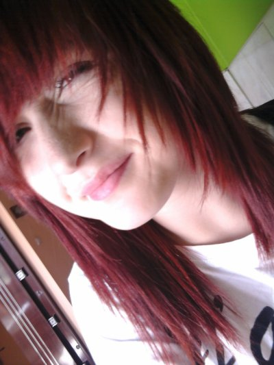 Rote haare :D