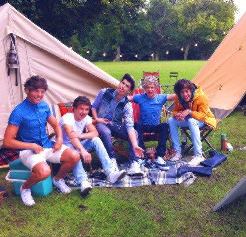 Ma vie se résumé en deux mot : One Direction <3