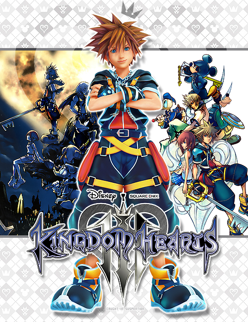 Kingdom hearts 3 arrive bientôt