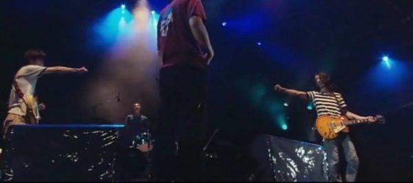 Beck film live