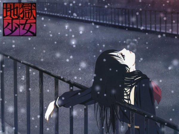 La fille des enfers ( VO : JIGOKU SHOUJO )