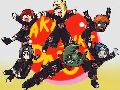 quel serait ton meuilleur ami dans l'akatsuki?
