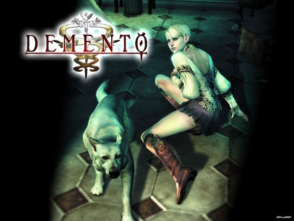 Haunting ground   (VO: DEMENTO)                                                             JEUX VIDEO