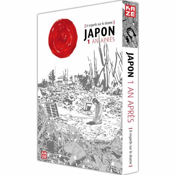 Japon 1 an après [ 8 regards sur le drame]