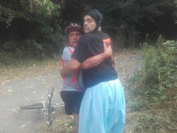 les bikers guiguette