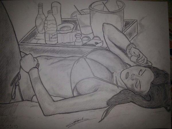 Lindsay lohan en bikini