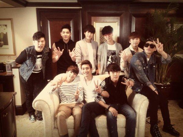 Sommaire K-pop