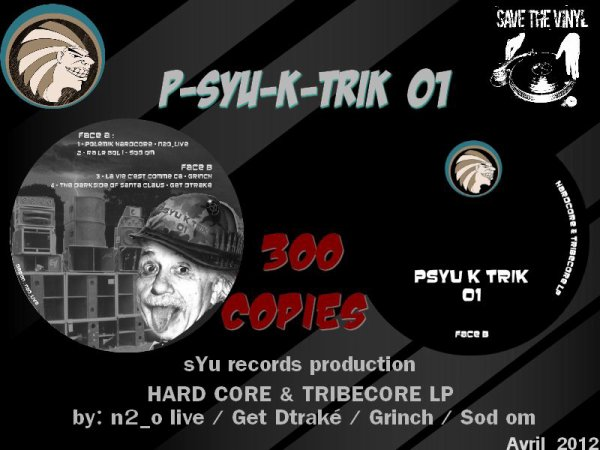 psyuktrik 01 limited press