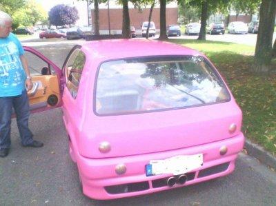 ma voiture clio 16s