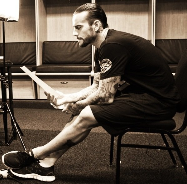 CM Punk photo