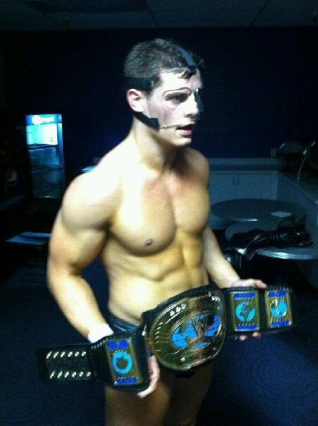 Cody Rhodes photo