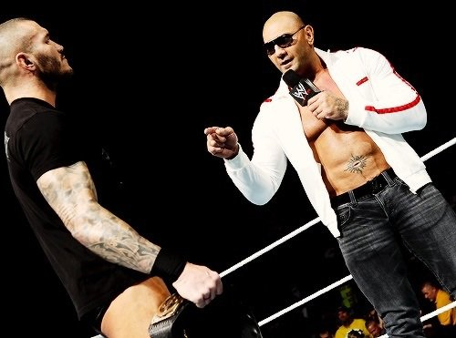 Batista de retour à raw photo