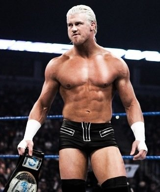 Dolph Ziggler intercontinental champion