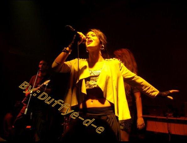 Dafina Zeqiri Koncert 2010