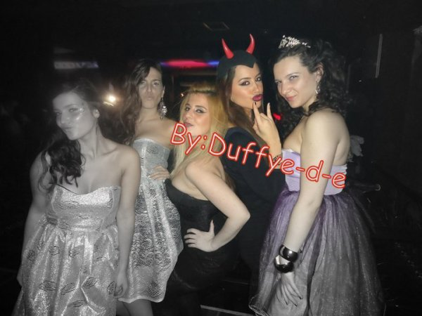 Duff hallowen 2010