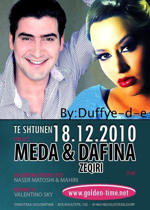 Dafina Zeqiri Koncert ne GoldenTime me daten 18.12.2010  <3