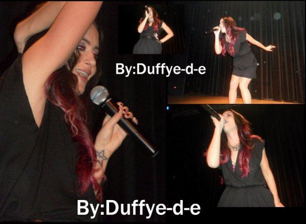 """Dafina Zeqiri - ne Basel """" Big Show """" me 25.12.2010"""