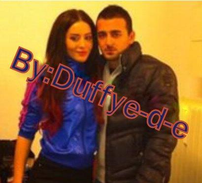 Dafina Zeqiri & Krenar Cocaj