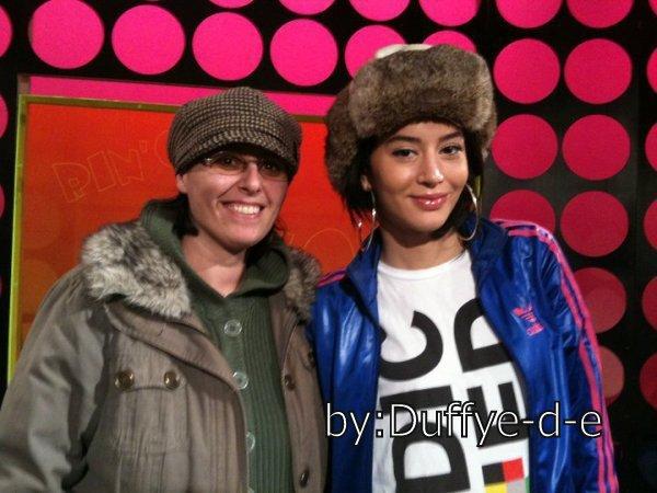 Dafina Zeqiri - Foto nga emisioni Rin'On