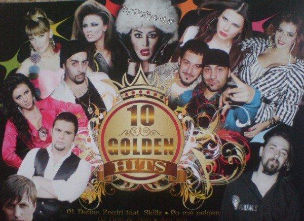 Dafina Zeqiri 10 Golden Hits