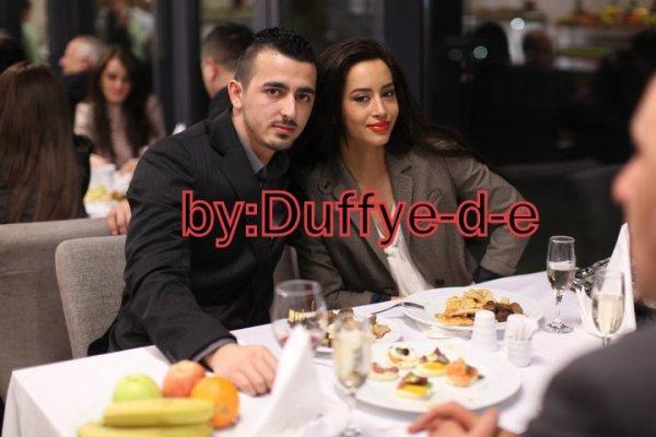 Dafina Zeqiri & Krenar Cocaj - Foto ekskluzive !