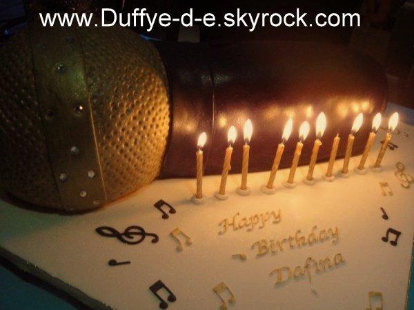 Happy birthday DAFINA