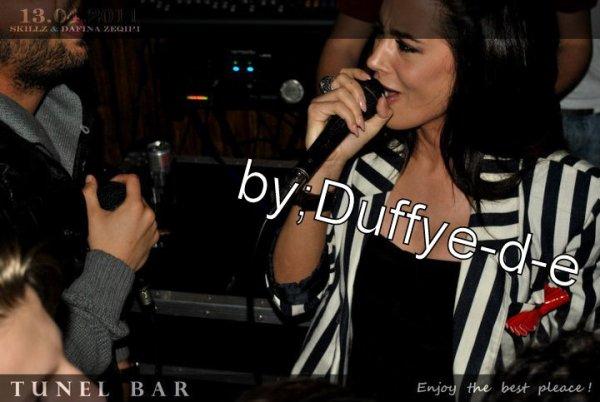 Dafina Zeqiri - Tunel Bar - 13.04.2011
