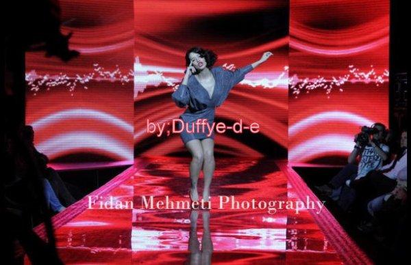 Dafina Zeqiri - Fashion Week