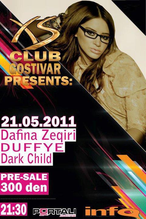 Dafina Zeqiri Koncert