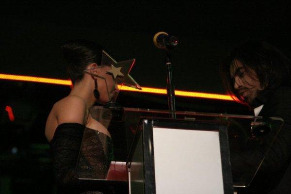 Dafina Zeqiri - Videofest 2011 - 16.05.2011
