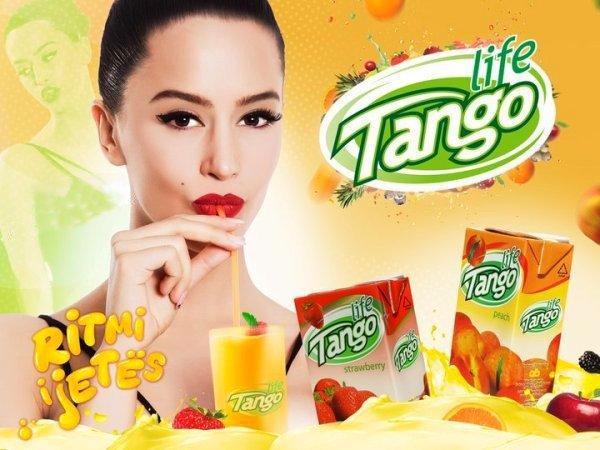 Dafina Zeqiri - Tango Life 2011