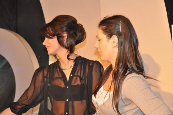Dafina Zeqiri - Oxygen Show - 2011
