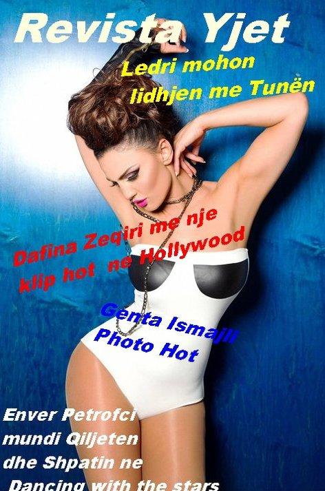 Dafina Zeqiri me nje klip HOT ne Hollywood !