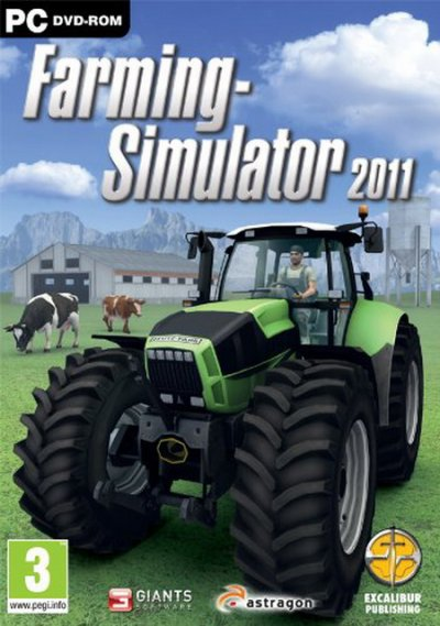 FARMING SIMULATOR 2009 ET 2011