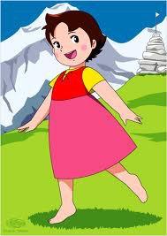 Ancien dessin anim mew mew power - Haidi dessin anime ...