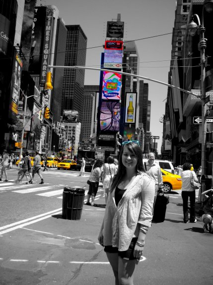 Start spreading the news, I'm leaving today ; I want to be a part of it - new york, new york
