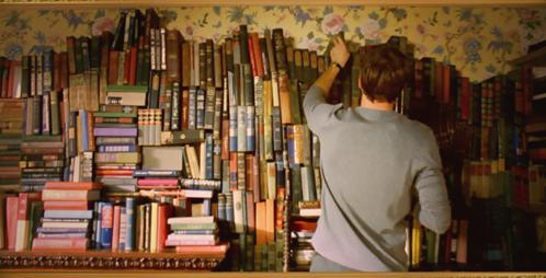 """"""" En lisant, on ne tombe pas amoureux de l'apparence des personnages. On tombe amoureux de leurs mots, leurs pensées et leur c½ur. On tombe amoureux de leur âme. """""""