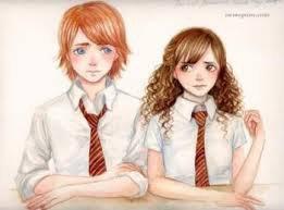 ron et hermione
