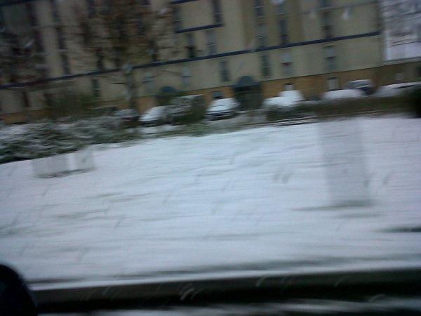 c beau la neige