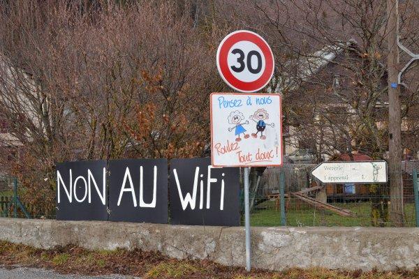 Mobilisation générale à Lans en Vercors (38) !!!