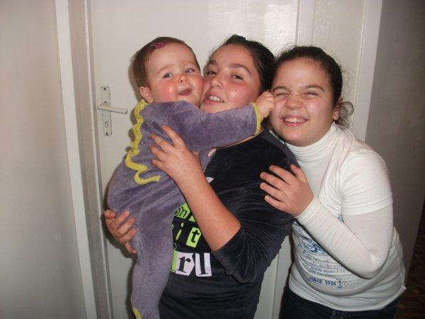 mes trois princesses que jaime