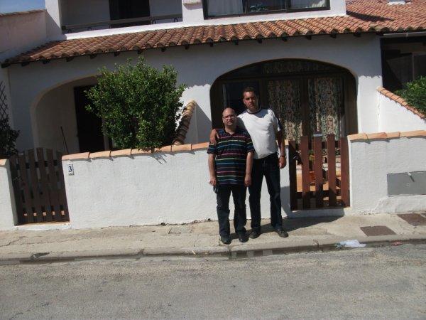 mon oncle et son cousin