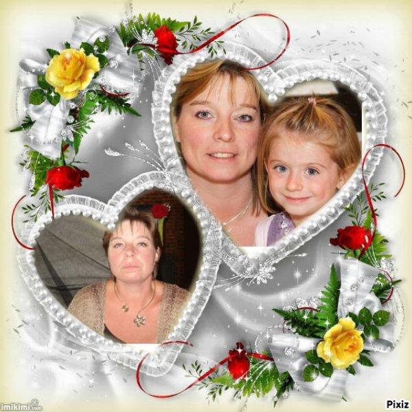 ma soeur sabine et sa fille