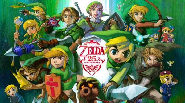 Qui as dejas jouer a Zelda ?
