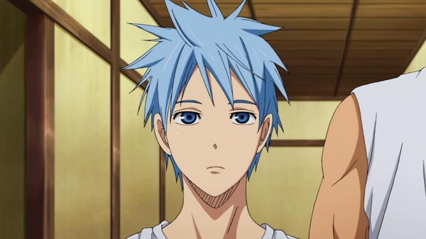 Il trop mignon comme ca le petit Kuroko