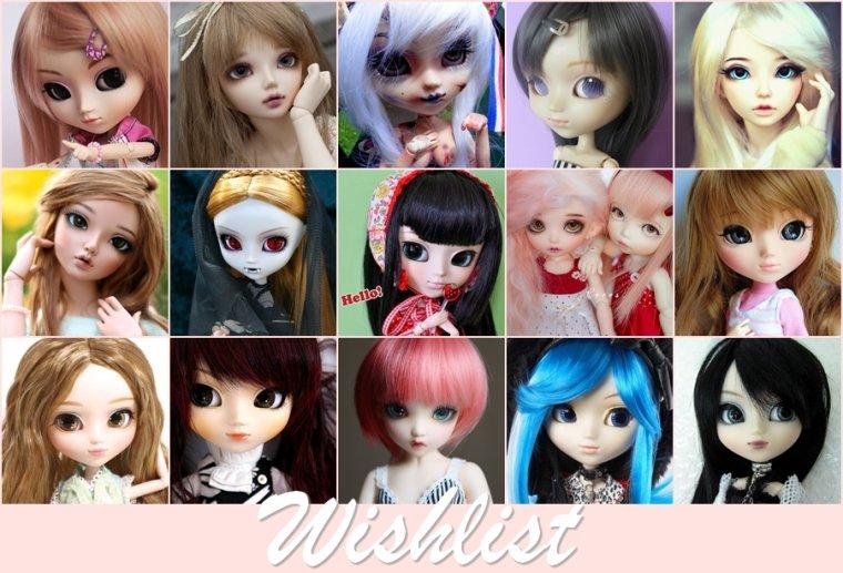 Wishlist ~